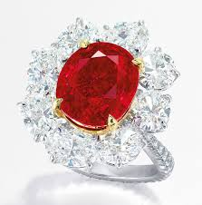 ruby rings sale images 5 minutes with a burmese pigeon 39 s blood ruby ring christie 39 s jpg