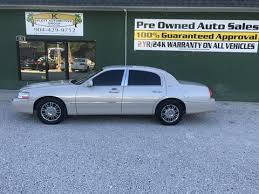 car for sale lincoln town car for sale carsforsale com