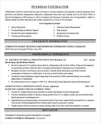 Victoria Secret Resume Sample by Generic Work Resume 30 Free Word Pdf Documents Download Free