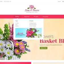 Flower Store Bloom Flower Store Prestashop Addons