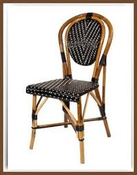 Palecek Bistro Chair Palecek Patio Paris Bistro Chair Pk 7533 15 481 80 Furniture