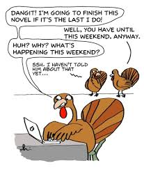 to american writers out there happy thanksgiving inkygirl