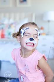 Puppy Makeup Halloween by How To Puppy Dog Makeup Tutorial Twist Me Pretty