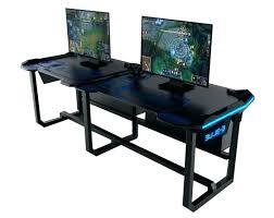 Computer Desk L L Shaped Glass Desk Z Line Glass Desk L Shaped Gaming Computer