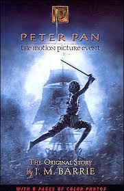 peter pan original story hunt