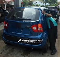 Suzuki Ignis Interior Suzuki Ignis Indonesia Price Starts From Idr 140 Million