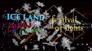 Zoo Of Lights Houston by Moody Gardens Ice Land U0026 Festival Of Lights 2016 Youtube