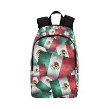 grunge style mexican flag of mexico gifts artsadd