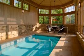small indoor pools indoor pool eclectic pool minneapolis by john kraemer sons