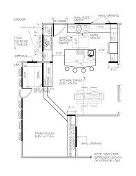 kitchen endearing u shaped kitchen plans with island blueprints