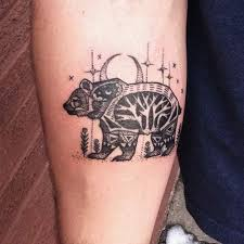 stunning grizzly bear tattoo ideas the wild tattoo 2018