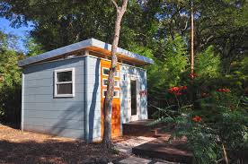 tiny house town modern quick room backyard office