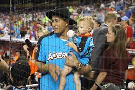 Manny Machado Crashed The All Star Game Thanks To Brother In Law