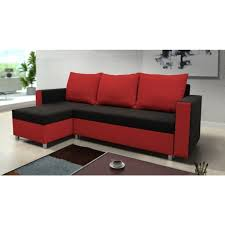 Corner Sofa Bed With Chaise Sofa Exquisite Corner Sofa Bed Red J4 Corner Sofa Bed Red Corner