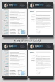 Free Microsoft Resume Template Free Ms Word Resume And Cv Template Free Design Resources