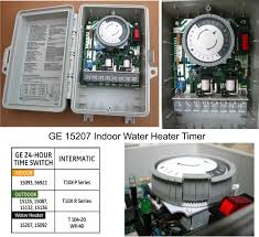 Intermatic 24 Hr Outdoor Timer by How To Wire Ge 15135 Timer