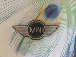 logo mini cooper mini cooper embroidered iron on patch mini cooper patch mini