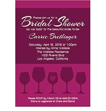 wine themed bridal shower wine themed bridal shower invitations