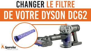 filtre de comment changer ou nettoyer le filtre de votre dyson dc62