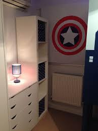 Captain America Bedroom by 54 Best Diy Liam U0027s Room Images On Pinterest Ikea Kura Bed