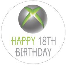 xbox cake topper 360 edible cake topper