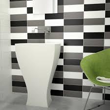 Dark Grey Tile Dark Grey Matt Linear Tiles Linear Tiles 300x100x8mm Tiles