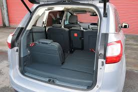 ford focus c max boot space ford grand c max mpv pictures carbuyer