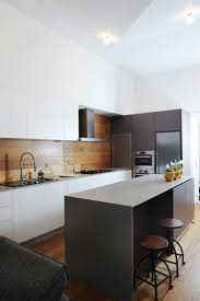 woodwork kitchen designs surprising modern timber kitchen designs