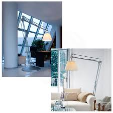 Flos Floor L Flos Superarchimoon Floor L By Philippe Starck L Surripui Net