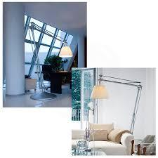 Oversized Floor L Flos Superarchimoon Floor L By Philippe Starck L Surripui Net