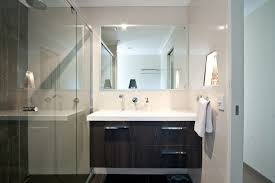 New Bathroom Ideas Bathroom Ideas With Modern Frameless Square Beveled Vanity