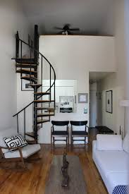 Mini Apartment oliver and sherrie u0027s 525 square foot vintage modern bronx loft