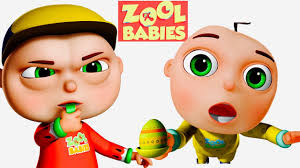 zool babies playing egg and spoon zool babies series cartoon