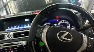 lexus service dept lexus service reset maintainance menu vehicle settings lexus