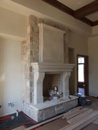 cast stone fireplace craig stone fireplace mantel