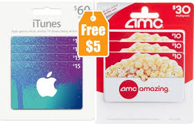 amc gift card deals shoprite gift card multipack deal 5 in free groceries 12 6