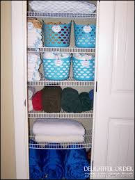 Closet Bathroom Ideas Awesome Diy Bathroom Organization Ideas Diy Projects