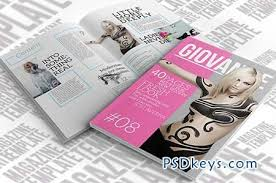 indesign magazine template 27876 free download photoshop vector