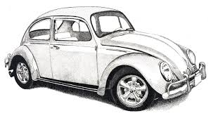 volkswagen beetle clipart drawn beetle sketch pencil and in color drawn beetle sketch