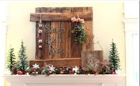 home interior candles country mantel decorating ideas rustic decoration ideas