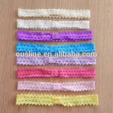 headband elastic fantastic newborn baby lace headband diy elastic headband