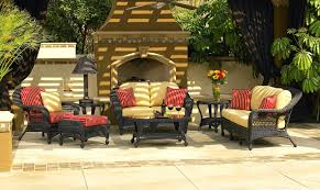 6 Piece Patio Set by Northcape Patio Furniture Charleston 6 Piece Patio Set