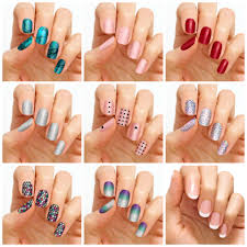 what are color street nails loves glam