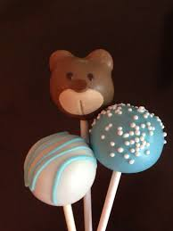 teddy bear baby shower cake pops cake pops pinterest teddy