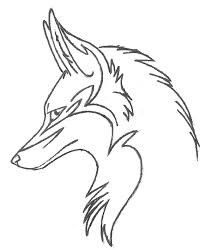 tribal fox by wildfirefly on deviantart