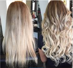 Hair Extensions Tape by Ombre Hair Extensions Blonde Tape In Hair Extensions My Fav