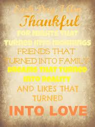 thanksgiving quotes for best friends divascuisine