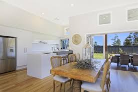 Kit Home Design South Nowra Timber Deck And Timber Ceiling Of The Alfresco Area In The