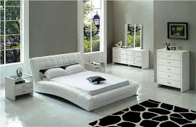 Modern White Bedroom Set Bedroom Design Ideas - Modern white leather bedroom set