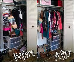 organizing a small closet anything u0026 everything